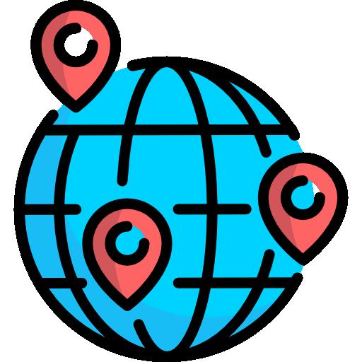 Geo locaties