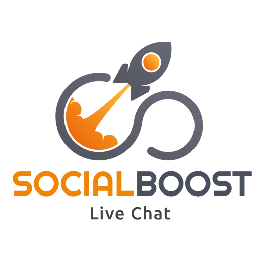 SocialBoost Live Chat