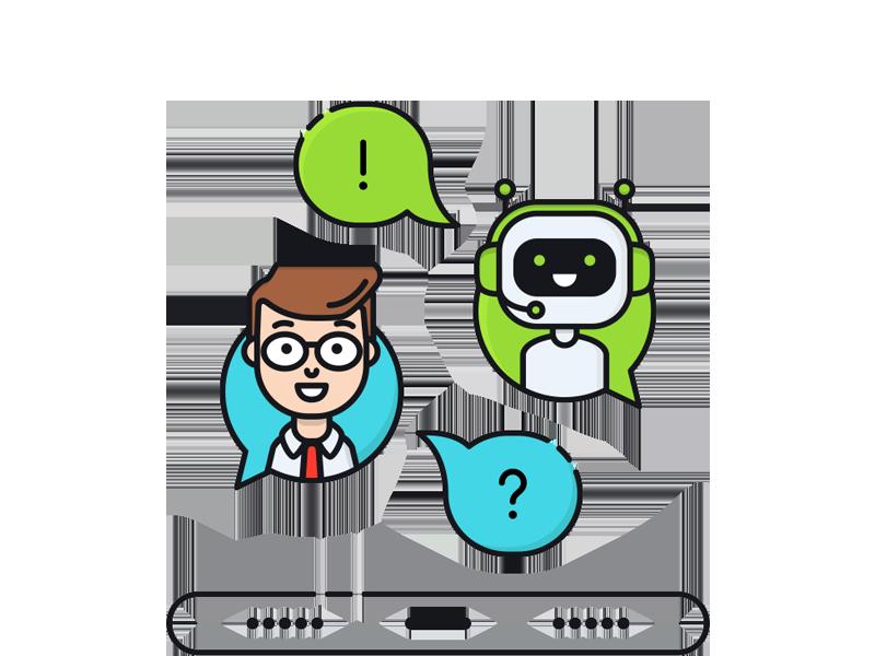 Toepassingen van de Chat Bot