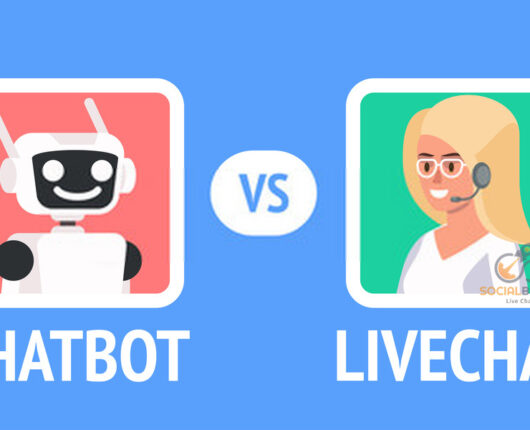 chatbot of live chat